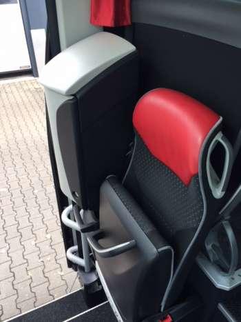 Vozni park autobus